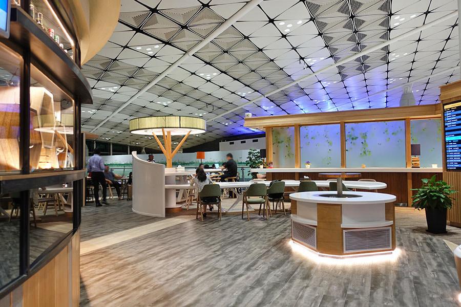 香港機場邀堂貴賓室