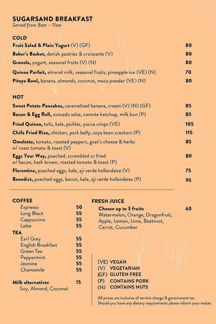 Sugarsand_Breakfast & All day Food_2020