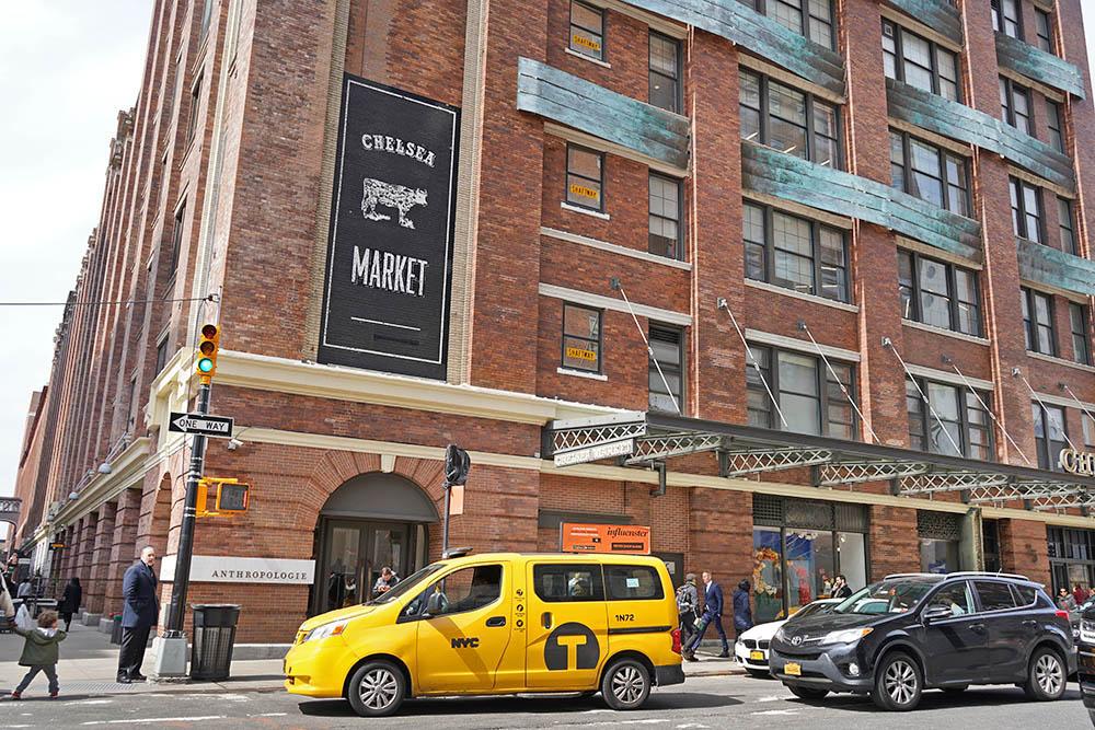 紐約雀兒喜市場 Chelsea Market