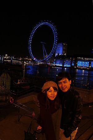 英國@倫敦 倫敦眼London Eye